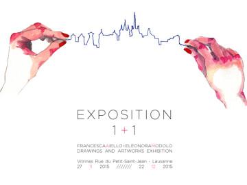 1+1 EXHIBITION, 2015