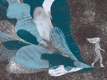 Editorial Illustrations for Vulva Fanzine
